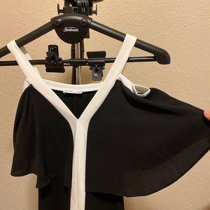 Zara Dresses - Zara black and white dress